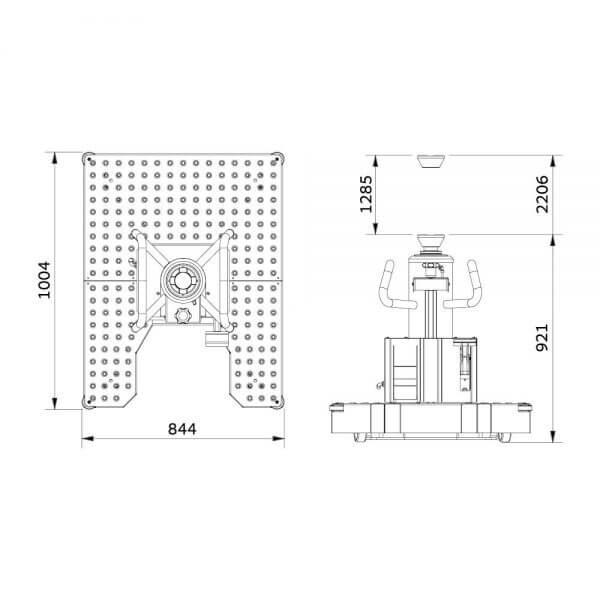 AC Hydraulic GGD150F - Pic02