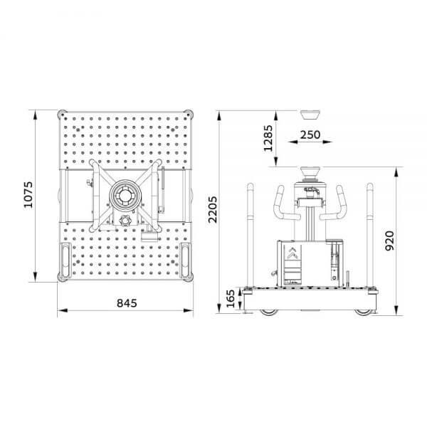AC Hydraulic GGD150U - Pic02