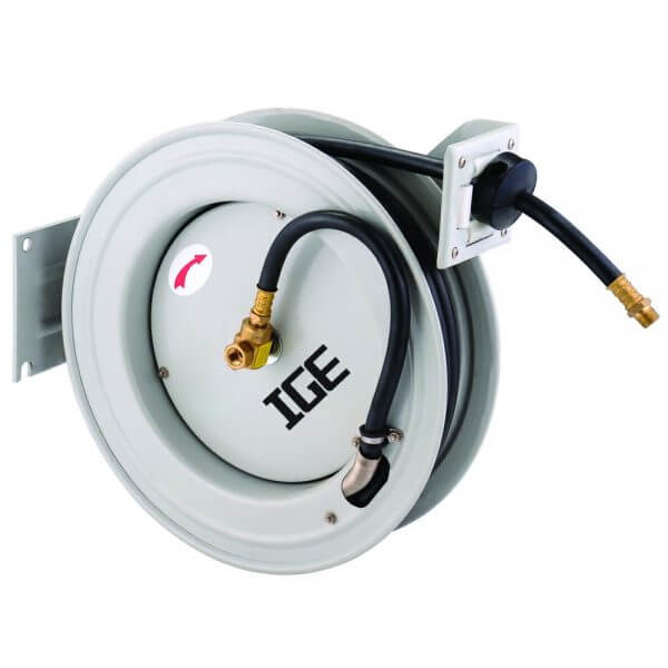 Hose Reel for Air - One arm