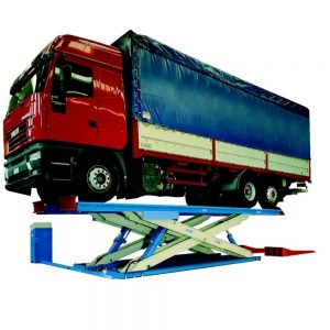 הרמה למשאית